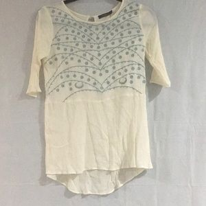 THML Nordstrom Rack rayon top